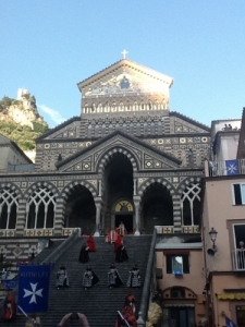 POMPEII AND AMALFI COAST TOUR